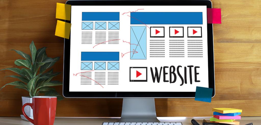 site de prezentare - realizare site rapid